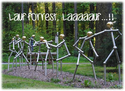 Lauf Forrest, Lauf!
