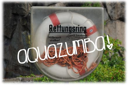 It´s AquaZumba-Time!!