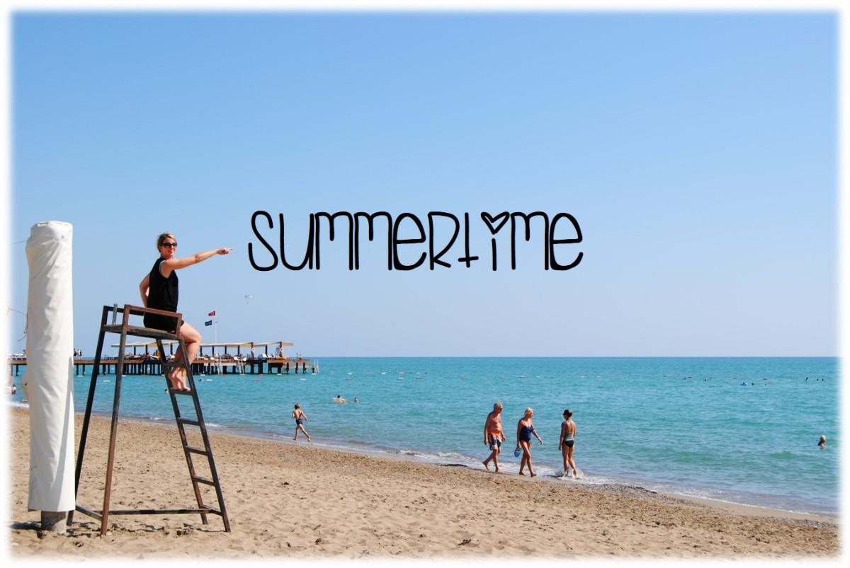 Summertime – Aquatime!