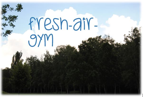Fresh-Air-Gym in Aschaffenburg