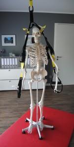 Skinny...zuviel trainiert, zu wenig gegessen....