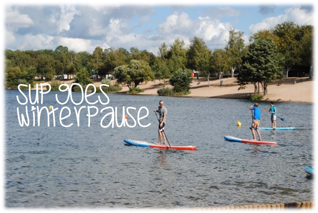 SUP goes Winterpause