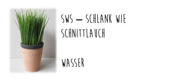 SWS – Schlank wieSchnittlauch