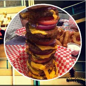 20000 Kalorien Burger