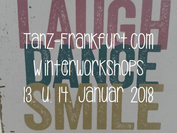 Tanzmäuse aufgepasst!  Winterworkshops in Frankfurt/Main am 13. +14.Januar