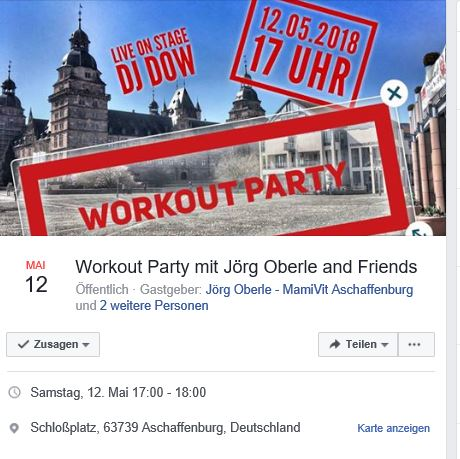 Workout party