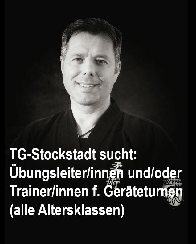 TG Stockstadt sucht Übungsleiter/innen fürGeräteturnen
