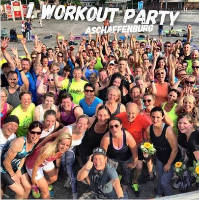 workoutparty pic of the day